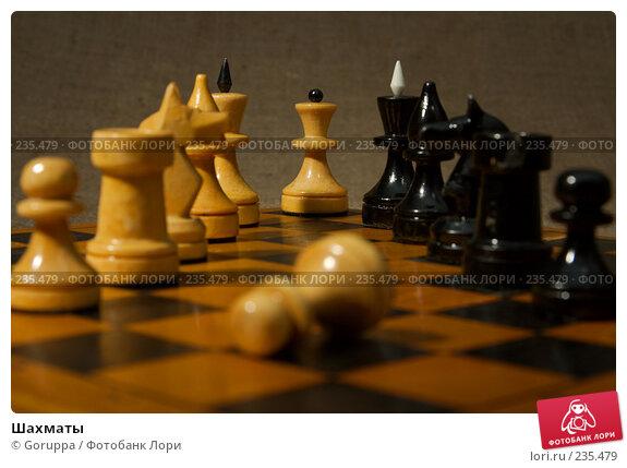 Шахматы, фото № 235479, снято 5 марта 2007 г. (c) Goruppa / Фотобанк Лори