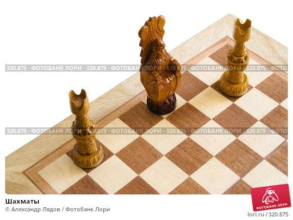Купить «Шахматы», фото № 320875, снято 13 июня 2008 г. (c) Александр Лядов / Фотобанк Лори