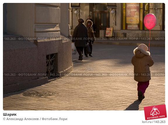 Купить «Шарик», эксклюзивное фото № 143263, снято 5 ноября 2007 г. (c) Александр Алексеев / Фотобанк Лори