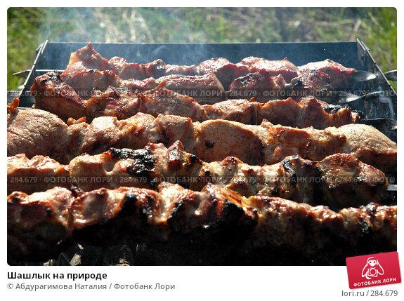 Шашлык на природе, фото № 284679, снято 27 апреля 2008 г. (c) Абдурагимова Наталия / Фотобанк Лори