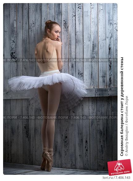 Балерин ебут прямо на сцене