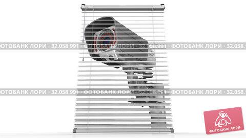Скрытая камера. Стоковая анимация, видеограф WalDeMarus / Фотобанк Лори