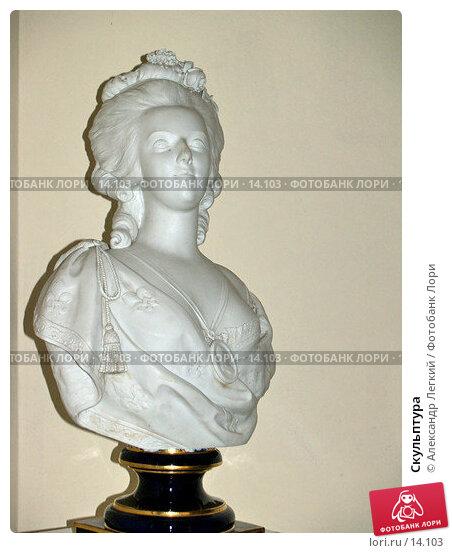 Скульптура, фото № 14103, снято 18 сентября 2006 г. (c) Александр Легкий / Фотобанк Лори