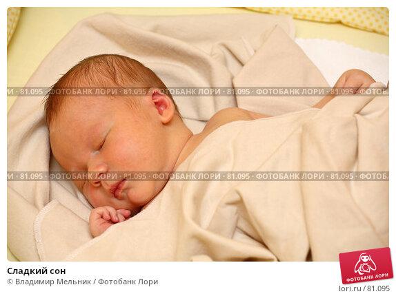 Сладкий сон, фото № 81095, снято 21 мая 2007 г. (c) Владимир Мельник / Фотобанк Лори