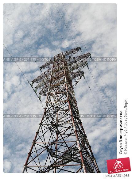 Слуга Электричества, фото № 231935, снято 2 сентября 2007 г. (c) Наталья Чуб / Фотобанк Лори