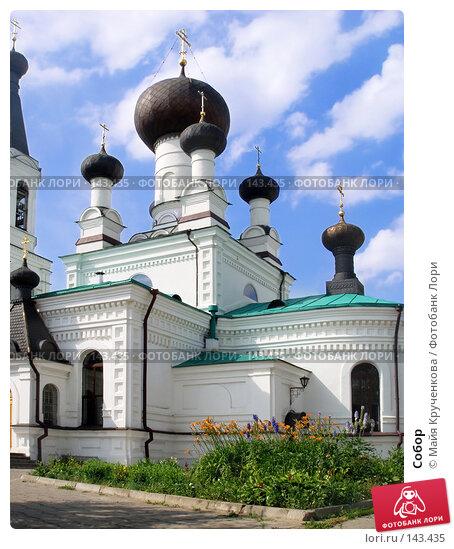 Собор, фото № 143435, снято 26 июня 2007 г. (c) Майя Крученкова / Фотобанк Лори