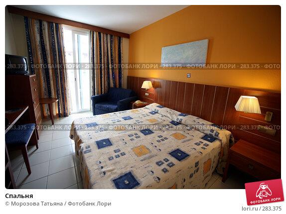Спальня, фото № 283375, снято 12 апреля 2008 г. (c) Морозова Татьяна / Фотобанк Лори