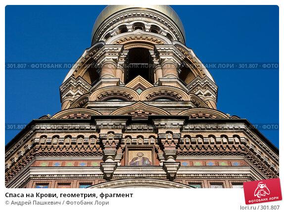 Спаса на Крови, геометрия, фрагмент, фото № 301807, снято 28 апреля 2008 г. (c) Андрей Пашкевич / Фотобанк Лори