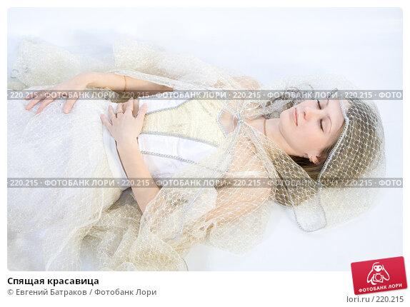 Спящая красавица, фото № 220215, снято 4 января 2008 г. (c) Евгений Батраков / Фотобанк Лори