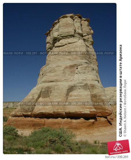США. Индейские резервации в штате Аризона, фото № 330291, снято 29 мая 2008 г. (c) Shawn A. Nelson / Фотобанк Лори