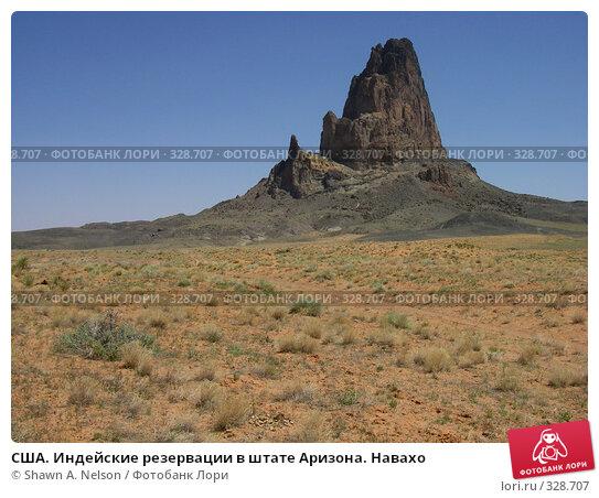 США. Индейские резервации в штате Аризона. Навахо, фото № 328707, снято 29 мая 2008 г. (c) Shawn A. Nelson / Фотобанк Лори