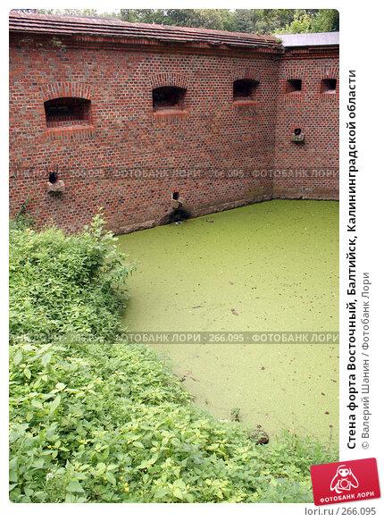 Стена форта Восточный, Балтийск, Калининградской области, фото № 266095, снято 24 июля 2007 г. (c) Валерий Шанин / Фотобанк Лори