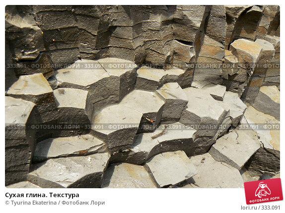 Сухая глина. Текстура, фото № 333091, снято 13 июня 2008 г. (c) Tyurina Ekaterina / Фотобанк Лори