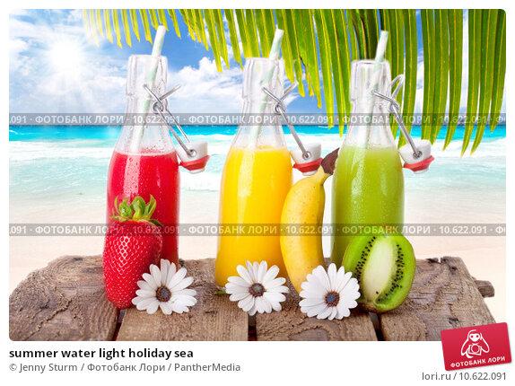 summer water light holiday sea. Стоковое фото, фотограф Jenny Sturm / PantherMedia / Фотобанк Лори
