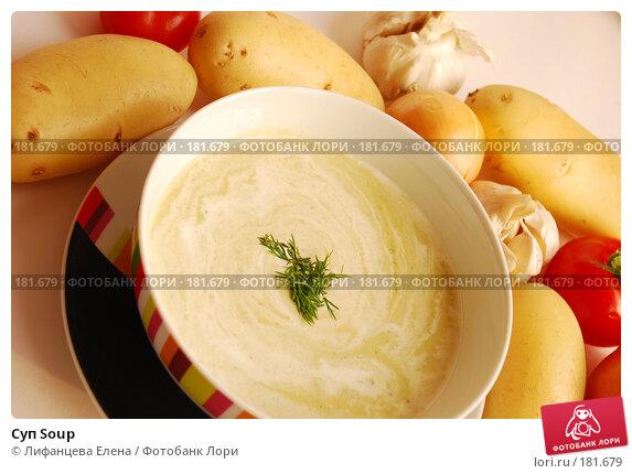 Суп Soup, фото № 181679, снято 20 января 2008 г. (c) Лифанцева Елена / Фотобанк Лори