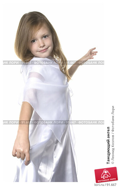 Танцующий ангел, фото № 91667, снято 24 января 2017 г. (c) Леонид Козлов / Фотобанк Лори