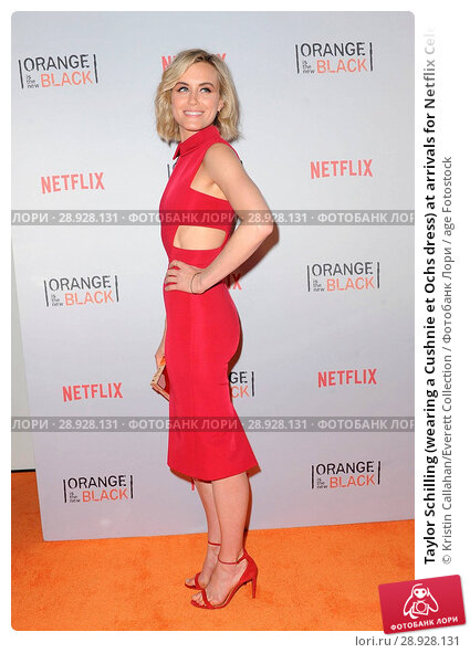 Купить «Taylor Schilling (wearing a Cushnie et Ochs dress) at arrivals for Netflix Celebrates ORANGE IS THE NEW BLACK with ORANGECON 2015, Skylight Clarkson Square...», фото № 28928131, снято 20 августа 2018 г. (c) age Fotostock / Фотобанк Лори