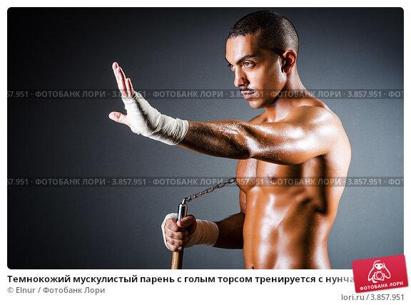 Мускулистый парень видео фото 735-353