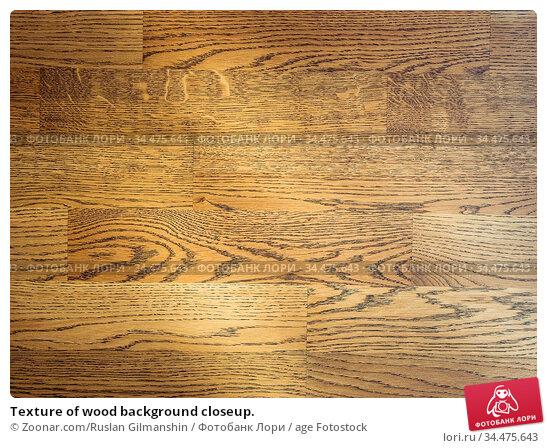Texture of wood background closeup. Стоковое фото, фотограф Zoonar.com/Ruslan Gilmanshin / age Fotostock / Фотобанк Лори