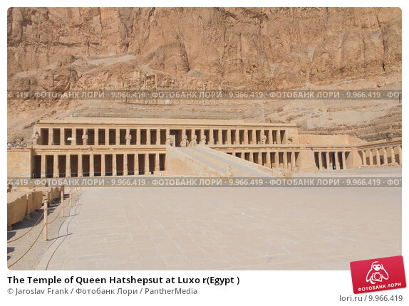 an introduction to the egyptian temple of queen hatshepsut Temple of queen hatshepsut at deir el-bahri the temple of deir el-bahri is one of the most characteristic temples in the whole of egypt other temples of egypt.