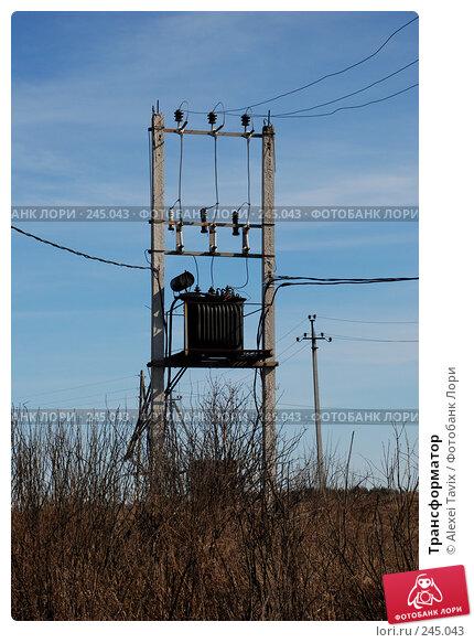 Трансформатор, эксклюзивное фото № 245043, снято 30 марта 2008 г. (c) Alexei Tavix / Фотобанк Лори
