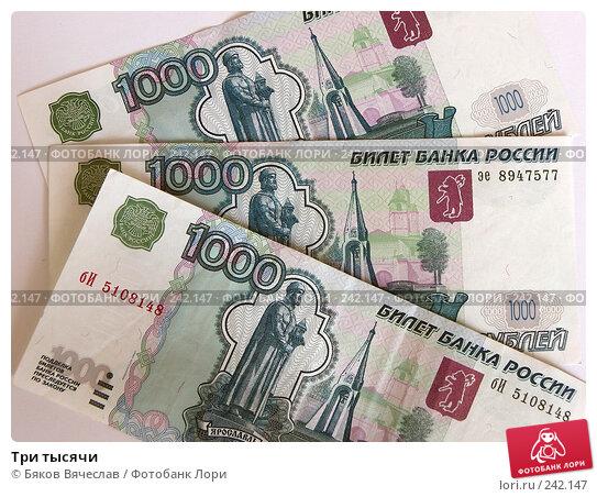 Три тысячи, фото № 242147, снято 21 марта 2008 г. (c) Бяков Вячеслав / Фотобанк Лори