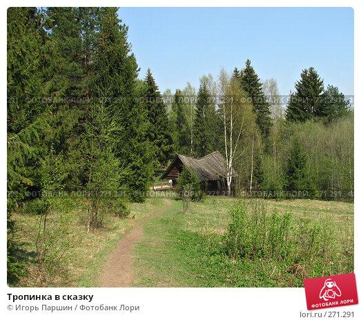 Тропинка в сказку, фото № 271291, снято 2 мая 2008 г. (c) Игорь Паршин / Фотобанк Лори