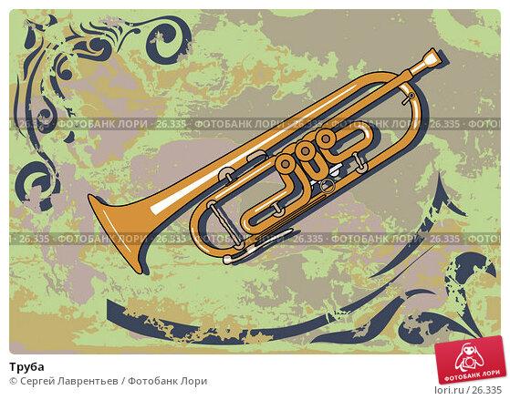 Труба, иллюстрация № 26335 (c) Сергей Лаврентьев / Фотобанк Лори