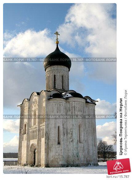 Купить «Церковь Покрова на Нерли », фото № 15787, снято 5 ноября 2006 г. (c) Ирина Терентьева / Фотобанк Лори