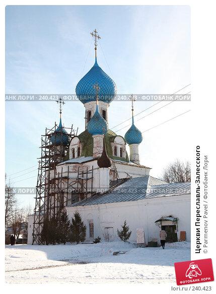 Церкви Переславль-Залесского, фото № 240423, снято 24 февраля 2008 г. (c) Parmenov Pavel / Фотобанк Лори