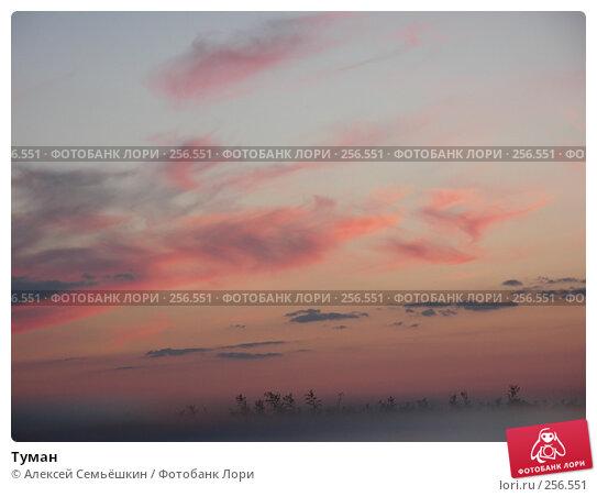Туман, фото № 256551, снято 29 июля 2005 г. (c) Алексей Семьёшкин / Фотобанк Лори