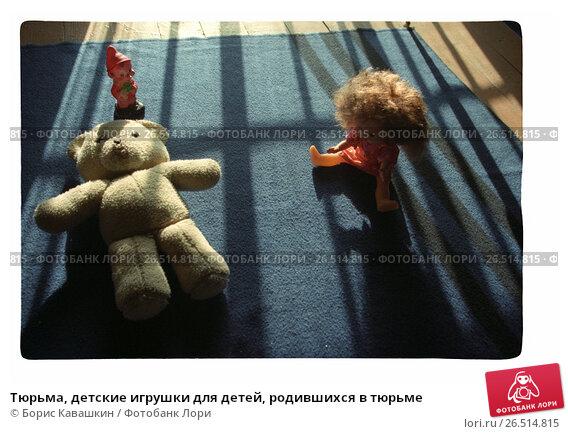 Купить «Тюрьма, детские игрушки для детей, родившихся в тюрьме», фото № 26514815, снято 4 июля 2020 г. (c) Борис Кавашкин / Фотобанк Лори