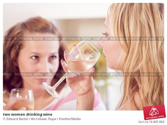 Какое вино пьют девушки
