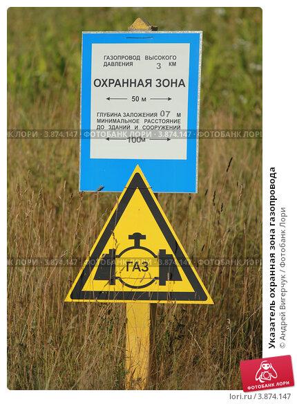 охранная зона ГРПШ 10 метров снип