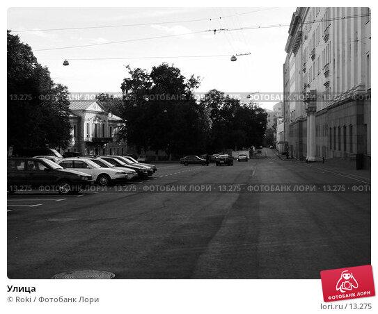 Улица, фото № 13275, снято 16 сентября 2006 г. (c) Roki / Фотобанк Лори