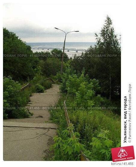 Ульяновск, вид города, фото № 41455, снято 27 июля 2017 г. (c) Parmenov Pavel / Фотобанк Лори