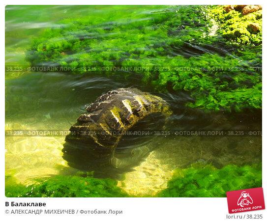 Купить «В Балаклаве», фото № 38235, снято 19 июля 2006 г. (c) АЛЕКСАНДР МИХЕИЧЕВ / Фотобанк Лори