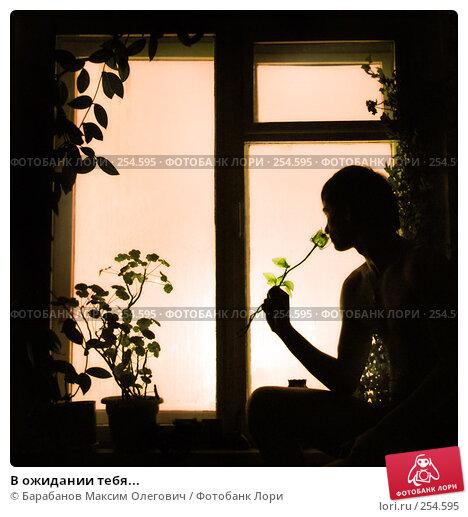 В ожидании тебя..., фото № 254595, снято 16 февраля 2008 г. (c) Барабанов Максим Олегович / Фотобанк Лори