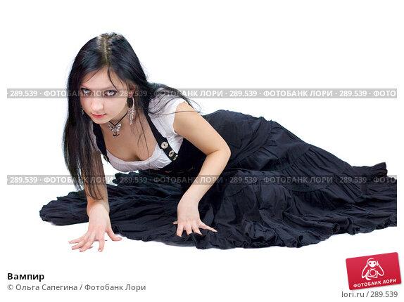 Вампир, фото № 289539, снято 10 декабря 2007 г. (c) Ольга Сапегина / Фотобанк Лори
