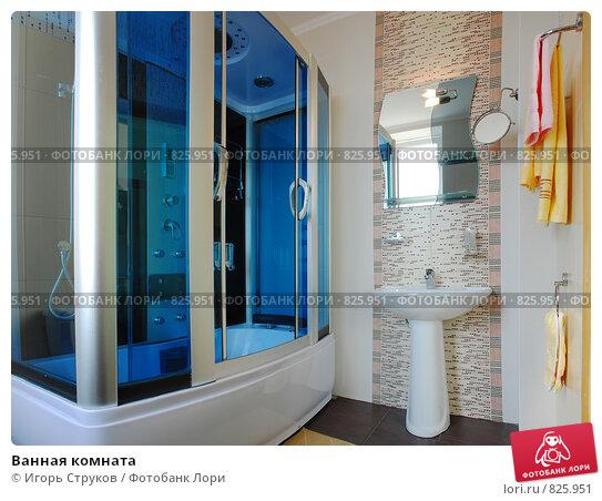 фото дизайн комната ванна и душевая кабинка