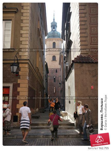 Варшава, Польша, фото № 162755, снято 23 октября 2016 г. (c) Daria / Фотобанк Лори