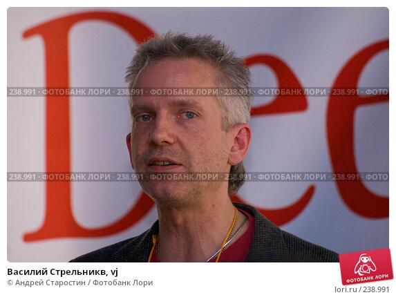 Василий Стрельникв, vj, фото № 238991, снято 19 августа 2017 г. (c) Андрей Старостин / Фотобанк Лори