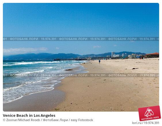 Купить «Venice Beach in Los Angeles», фото № 19974391, снято 18 июня 2019 г. (c) easy Fotostock / Фотобанк Лори