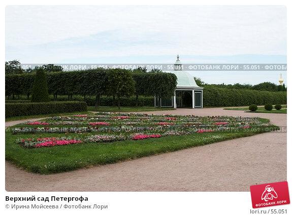 Верхний сад Петергофа, эксклюзивное фото № 55051, снято 25 июня 2006 г. (c) Ирина Мойсеева / Фотобанк Лори