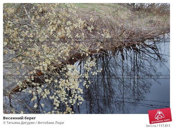 Весенний берег, фото № 117811, снято 30 апреля 2007 г. (c) Татьяна Дигурян / Фотобанк Лори