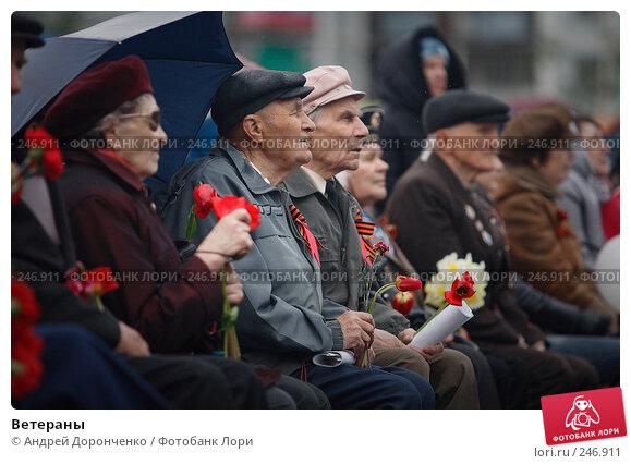 Ветераны, фото № 246911, снято 4 декабря 2016 г. (c) Андрей Доронченко / Фотобанк Лори