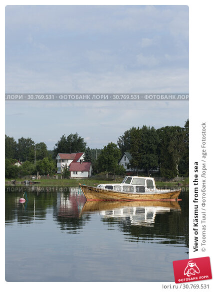 Купить «View of Käsmu from the sea», фото № 30769531, снято 25 мая 2019 г. (c) age Fotostock / Фотобанк Лори