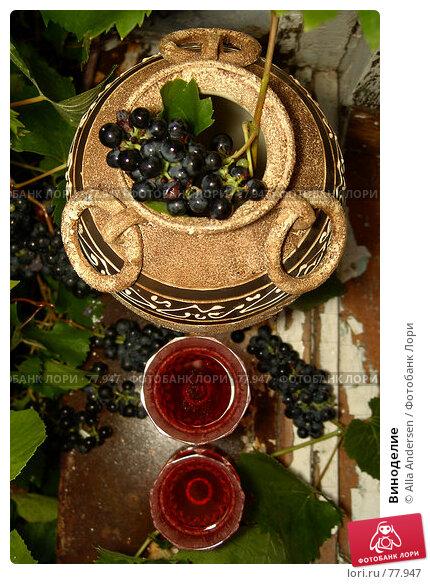 Виноделие, фото № 77947, снято 2 сентября 2006 г. (c) Alla Andersen / Фотобанк Лори