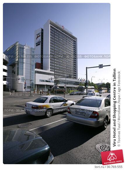Купить «Viru Hotel and Shopping Centre in Tallinn», фото № 30769555, снято 25 мая 2019 г. (c) age Fotostock / Фотобанк Лори