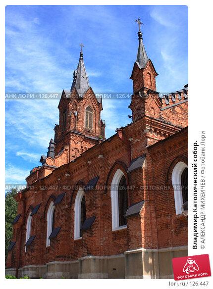Владимир.Католический собор., фото № 126447, снято 2 июня 2007 г. (c) АЛЕКСАНДР МИХЕИЧЕВ / Фотобанк Лори